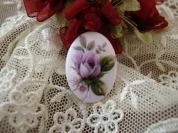 08802 Камея «Галиссийская роза».