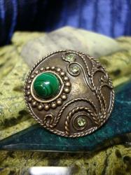 02662 Кольцо «Весеннее»