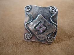05275 Кольцо «Нежность»