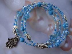 07326 Браслет «Голубые грезы»