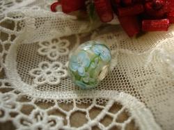 16976 Подвеска-шарм «Цветочные пузырьки»