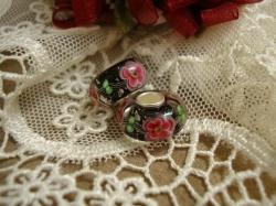18510 Подвеска-шарм «Цветы Тосканы»