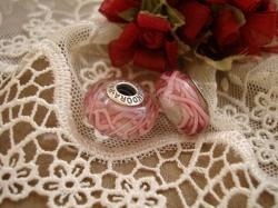 20604 Подвеска-шарм «Розовый зефир»