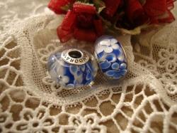 14614 Подвеска-шарм «Королевский цветок»