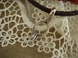 23841 Подвеска-шарм «Обручальное кольцо».