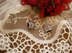 24066 Подвеска-шарм «Бутон розы»