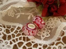 24074 Подвеска-шарм «Цветочное варенье»