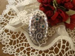 25771 Кольцо «Луговые цветы»