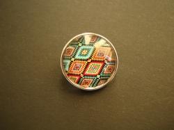 27763 Кнопка «Этнический узор»