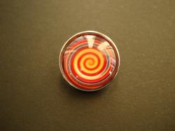 27767 Кнопка «Апельсиновая карамель»